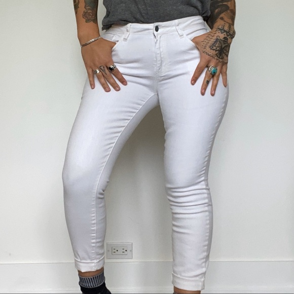Harlow white jeans